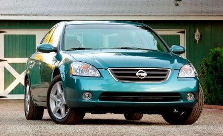 Nissan Altima · Reviews · Sep 2001