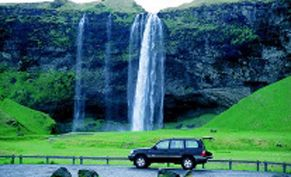 One Lap of Iceland