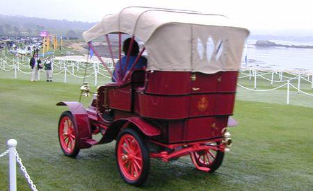 1904 De Dion-Bouton Model Z Tonneau