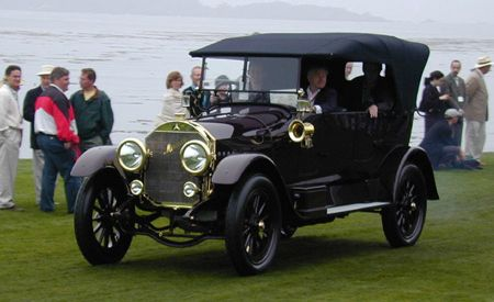 1914 Mercedes 22/50 Touring
