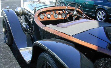 1926 Bentley Supersports