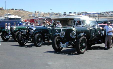 1929-30 Bentley Speed Sixes