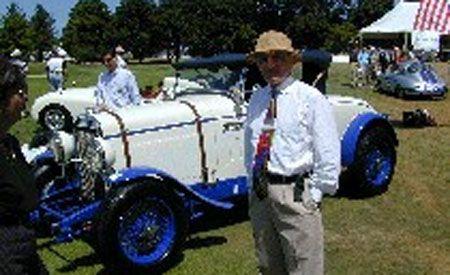 1930 Chrysler Model 70 Race Car