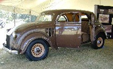 1932 Chrysler Trifon Special