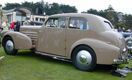 1932 Marmon Prototype HCM V-12