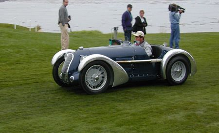 1935 MG PA/PB Oliveau Roadster