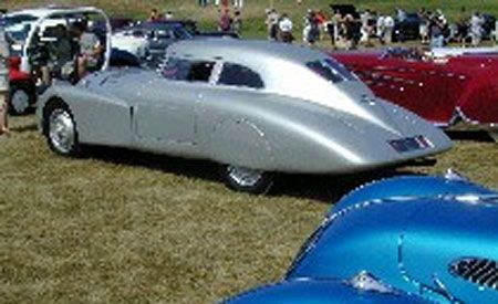 1937 Adler Rennlimousine Competition Coupe
