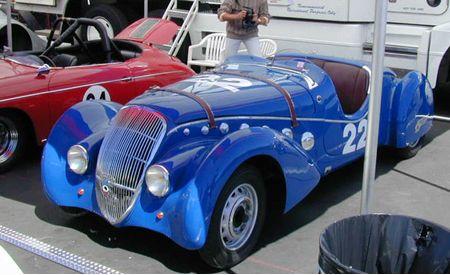 1938 Peugeot D'Arlmat 402