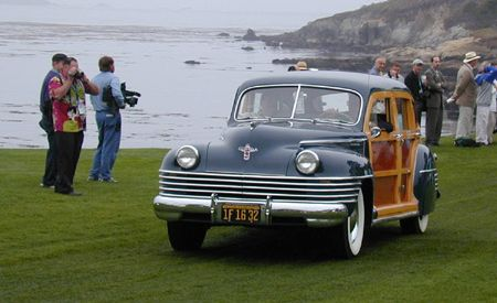 1942 Chrysler Town & Country