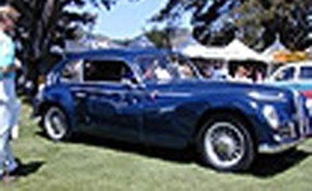 1947 Alfa Romeo 6C 2500 Sport Freccia D'Oro