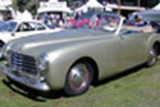 1950 Simca Stablimenti Farina Sport Huit