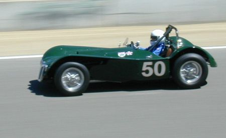 "1953 MG R2 ""Flying Shingle"""