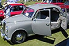1957 Lancia Appia IIS