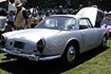 1962 Lancia Flaminia 3CGT