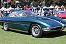 1963 Lamborghini 350GTV Prototype