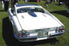 1966 Pininfarina Ferrari 365 P