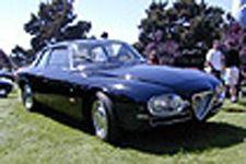1967 Alfa Romeo 2600 SZ