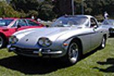 1967 Lamborghini 400GT 2+2