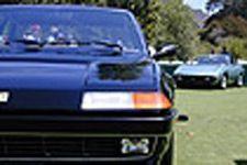 1984 Ferrari 400i and 72 Ferrari 365 GTC/4