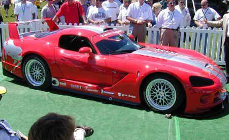 2003 Dodge Viper Competition Coupe