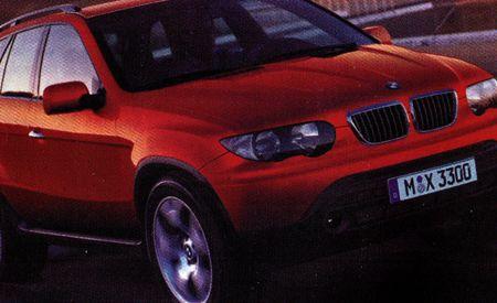 BMW Plans a Wagon/Ute