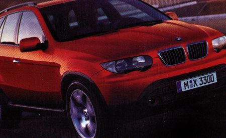 BMW Plans a Wagon/Ute