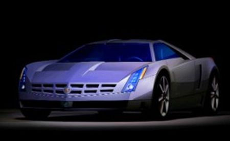 Cadillac Cien Sports-Car Concept