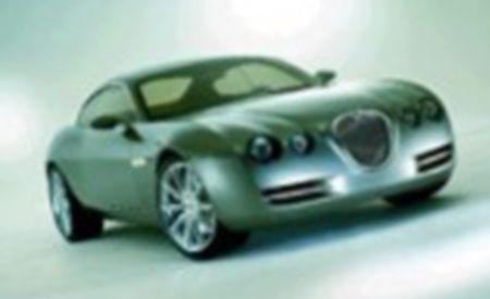 Jaguar R Coupe Concept