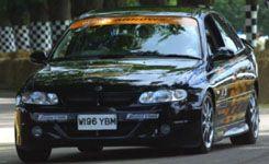 Holden HSV GTS R 300 vs. BMW M5