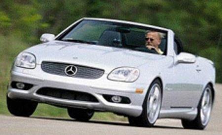Mercedes-Benz SLK32 AMG