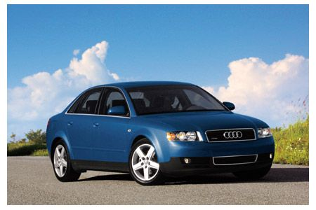 2002 Audi A4 First Drive – Full Review of the New 2002 Audi A4