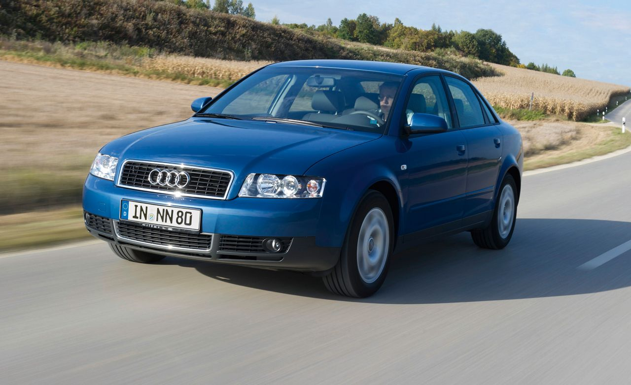 Used 2002 Audi A4 Consumer Reviews - Edmunds