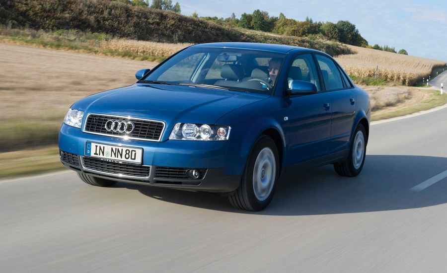 Audi A Road Test Review Car And Driver - 2002 audi