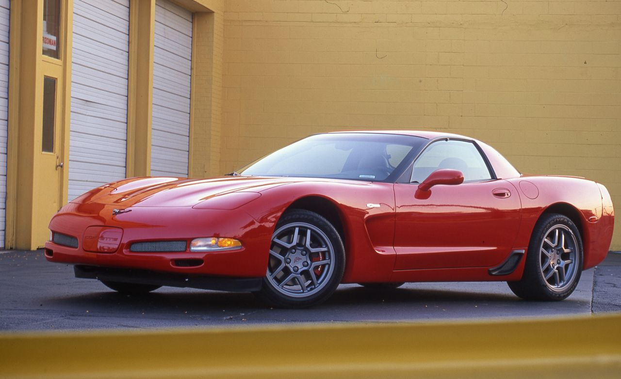 2002 Chevrolet Corvete Z06 Short Take Road Test Review