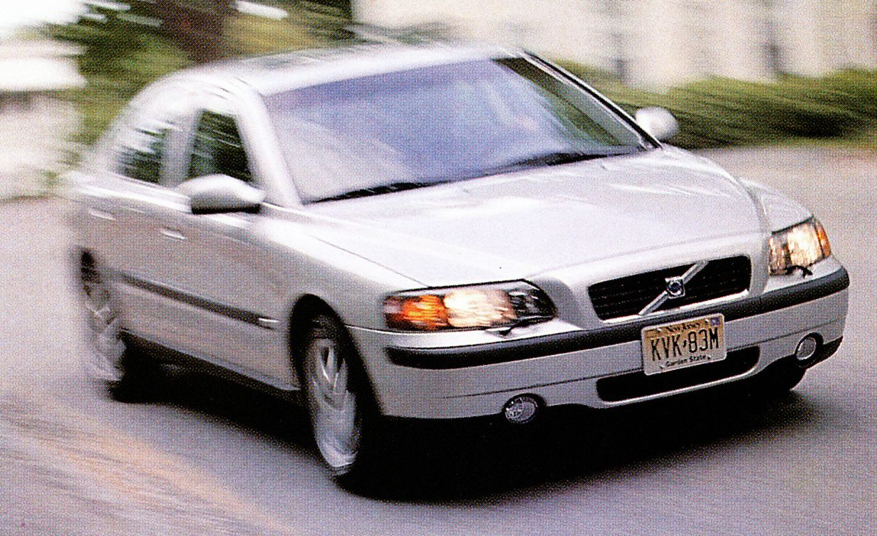 2008 10best cars 10best cars page 2 car and driver - 2002 Volvo S60 Awd