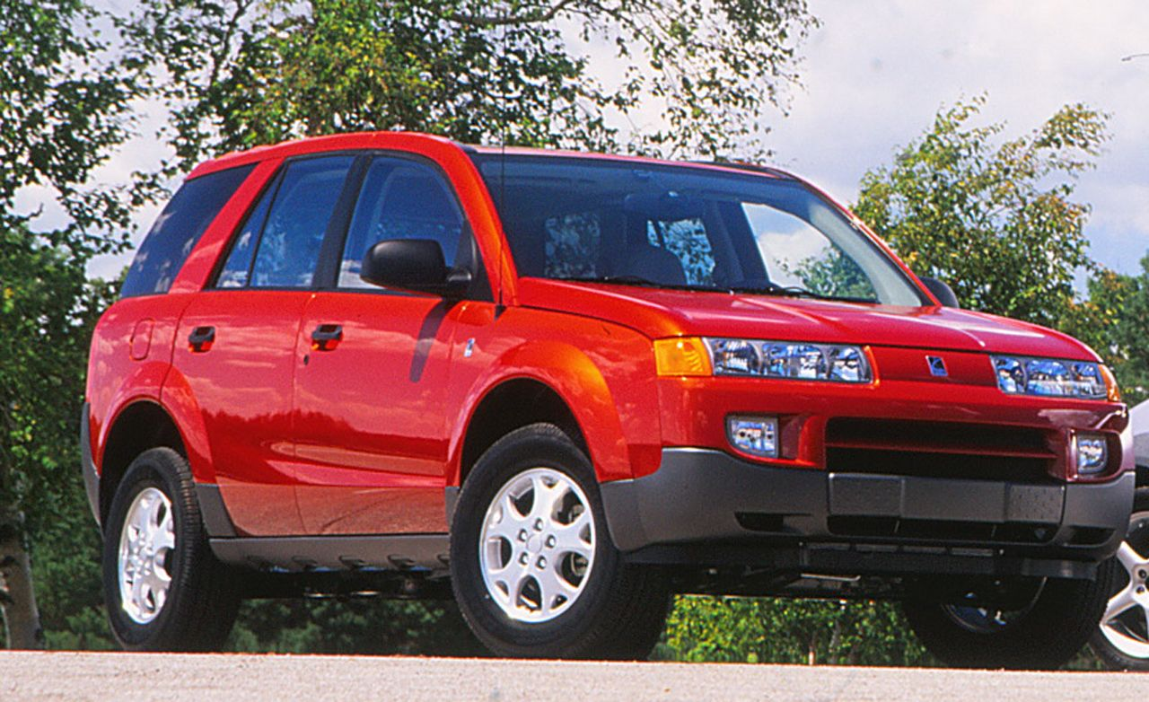 2004 Saturn VUE Review, Ratings, Specs, Prices, and Photos - The Car  Connection