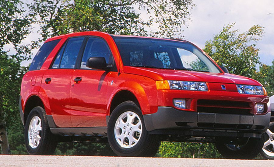 2003 Saturn Vue Road Test Review Car And Driver