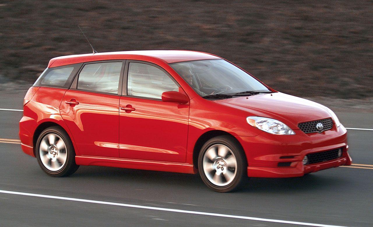 2003 Toyota Matrix. Reviews ...