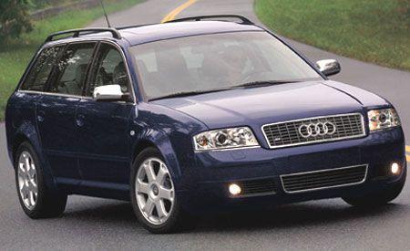 Audi S6 Avant Quattro