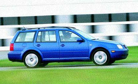 Volkswagen Jetta GLX Wagon