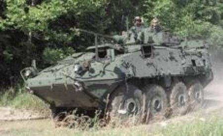 GM Defense LAV