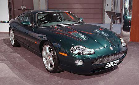 Jaguar XKR-R