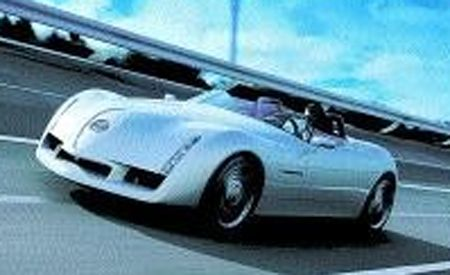 Toyota FXS Concept Roadster