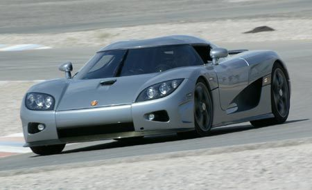 Koenigsegg CC V-8: The Swedish Super Egg