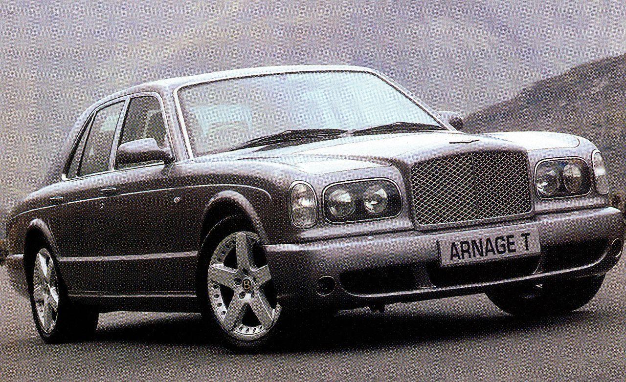 2002 bentley arnage t road test review car and driver. Black Bedroom Furniture Sets. Home Design Ideas