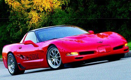 Doug Rippie Motorsports C500/RSR