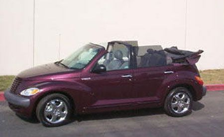 Newport Convertible Engineering PT Cruiser