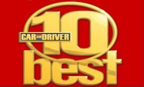2002 10Best Cars