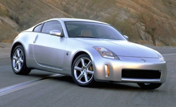 Driving the Reborn Nissan Z Car