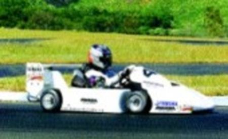 Anderson 250 Maverick Long-Circuit Kart